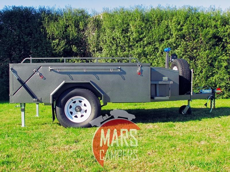 Original  On Its Way To Tasmania  Altitude Camper Trailers  Sales And Hire