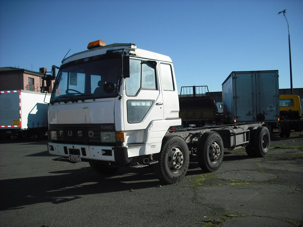 1988 Mitsubishi Heavy Cab Chassis For Sale