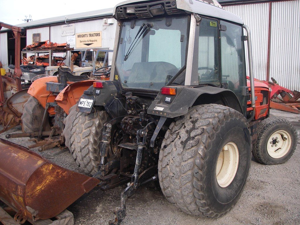 Same Tractor Parts : Same frutteto tractor wrecking parts only for sale