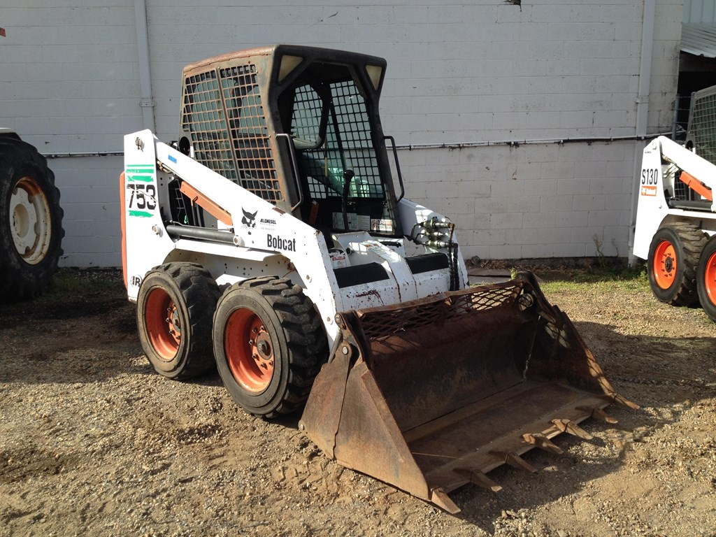 Bobcat 753 For Sale Lookup Beforebuying