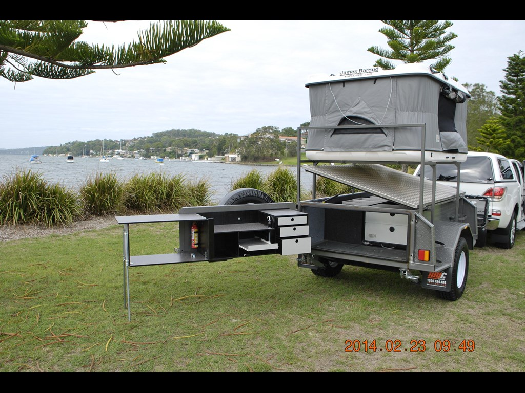 Awesome EXTREME CAMPER TRAILER  Camper Trailers Amp Rooftop Tents