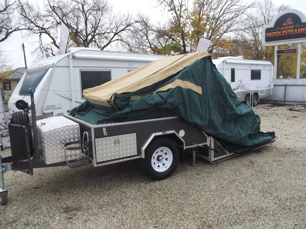 Elegant  Camper Trailer Hard Floor Camper Trailer Off Road Camper Trailer