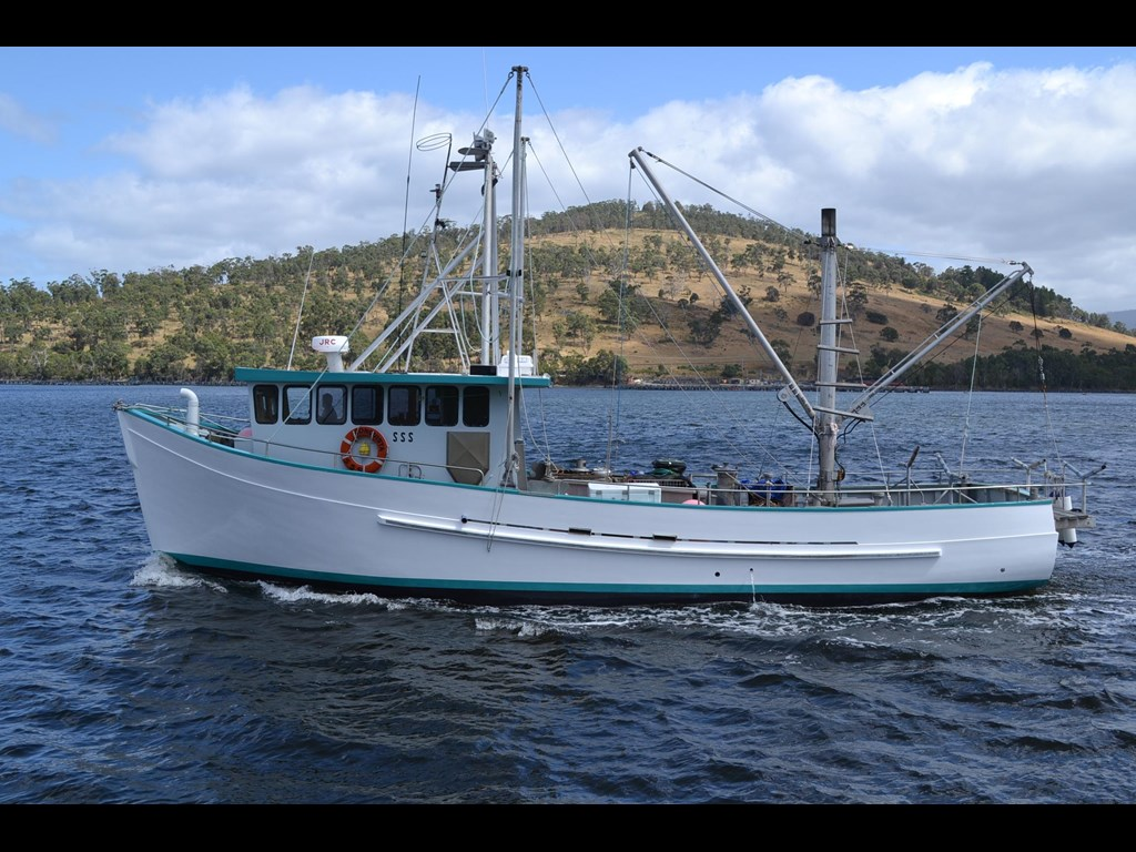 Commercial fishing boats for sale in japan