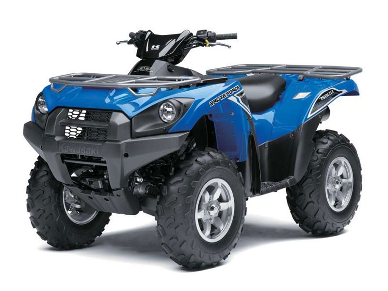 new kawasaki brute force 750 4x4i motorcycles for sale. Black Bedroom Furniture Sets. Home Design Ideas