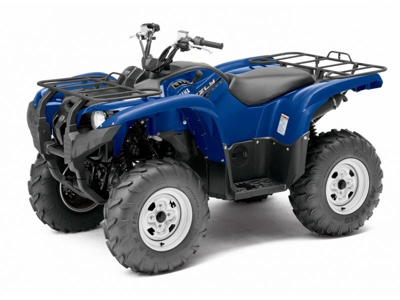 Yamaha grizzly 550 4x4 yfm550fap motorcycles specification for Yamaha grizzly 800