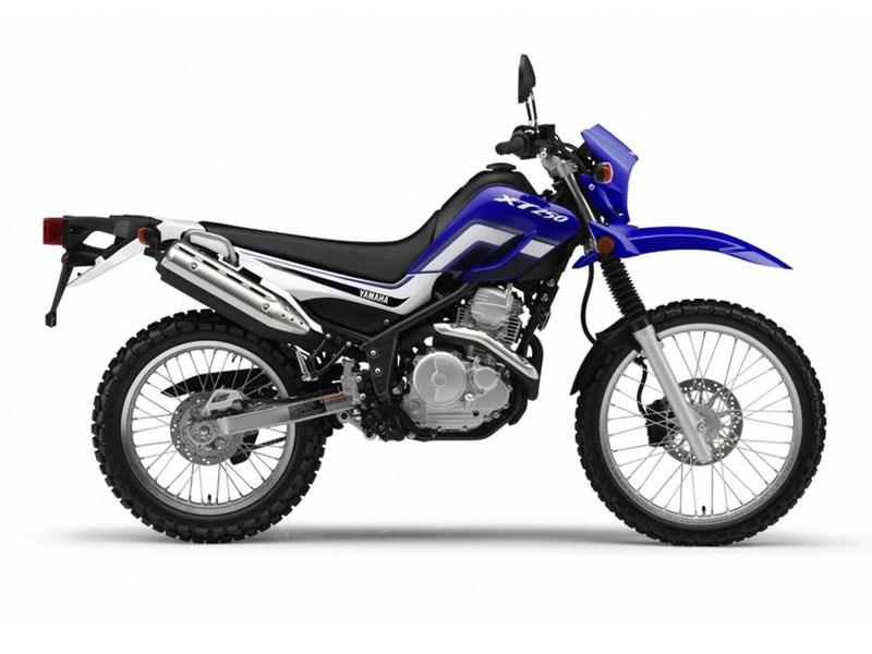 Yamaha xt250 motorcycles specification for Yamaha xt250 specs