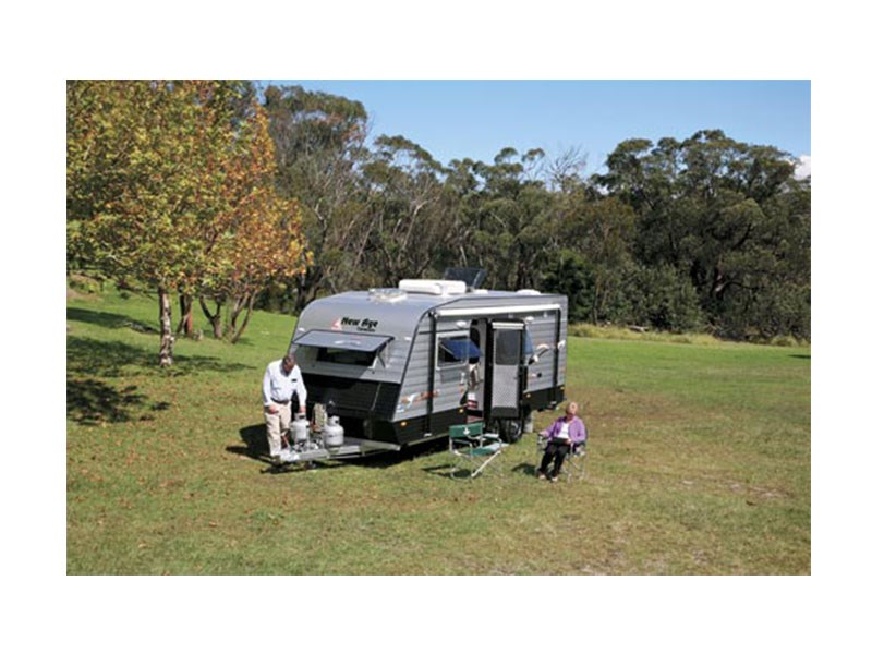 Unique NEW AGE ROCKIN WALLABY RANGE RV Towing Caravans Specification