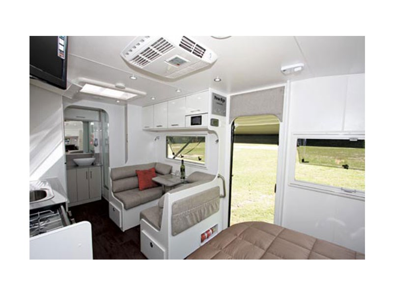 Cool New Age Caravans  Let39s Go Caravanning And Camping Australia