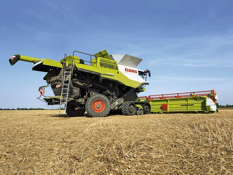 New Claas Lexion 770 Harvesting For Sale