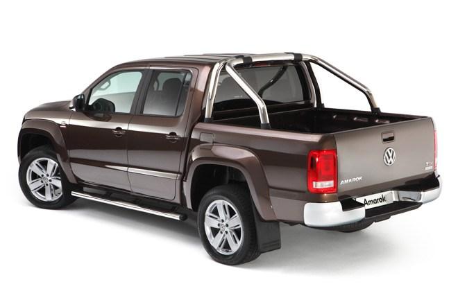Volkswagen Amarok Trendline Dual Cab Cab Chassis Trucks