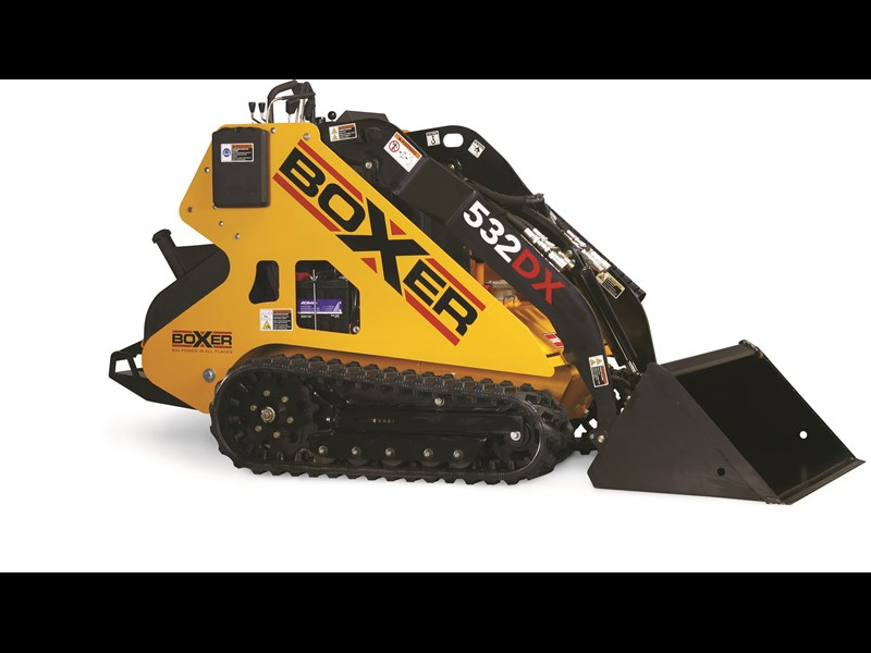 New BOXER 532DX Loaders for sale
