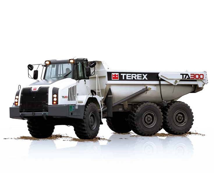 terex ta300 trucks off road trucks specification. Black Bedroom Furniture Sets. Home Design Ideas