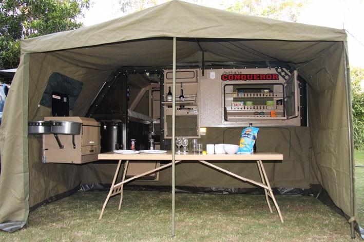 Model GOLF CAMPER For Sale  Camper Trailer Australia