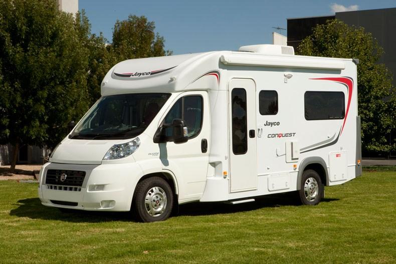 new jayco conquest 20 39 fiat ducato x250 campervans. Black Bedroom Furniture Sets. Home Design Ideas