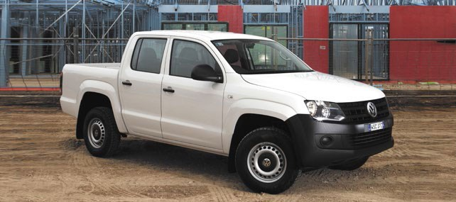 Volkswagen Amarok Dual Cab Utility Trucks On Road Trucks 132kw 4x4 6 Speed Manual Gvm
