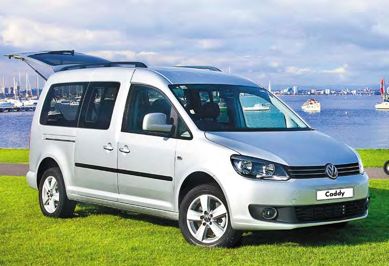 New Volkswagen Caddy Trendline Trucks For Sale