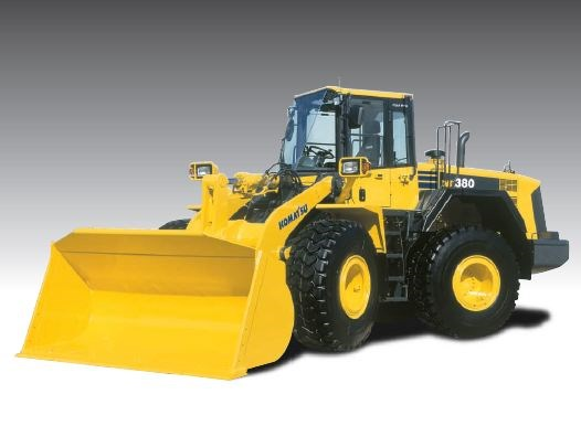 Komatsu Wa380 6 Loaders Wheel Specification