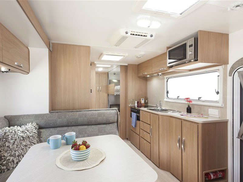 Jayco Expanda 18 57 9 Rv Towing Caravans Specification